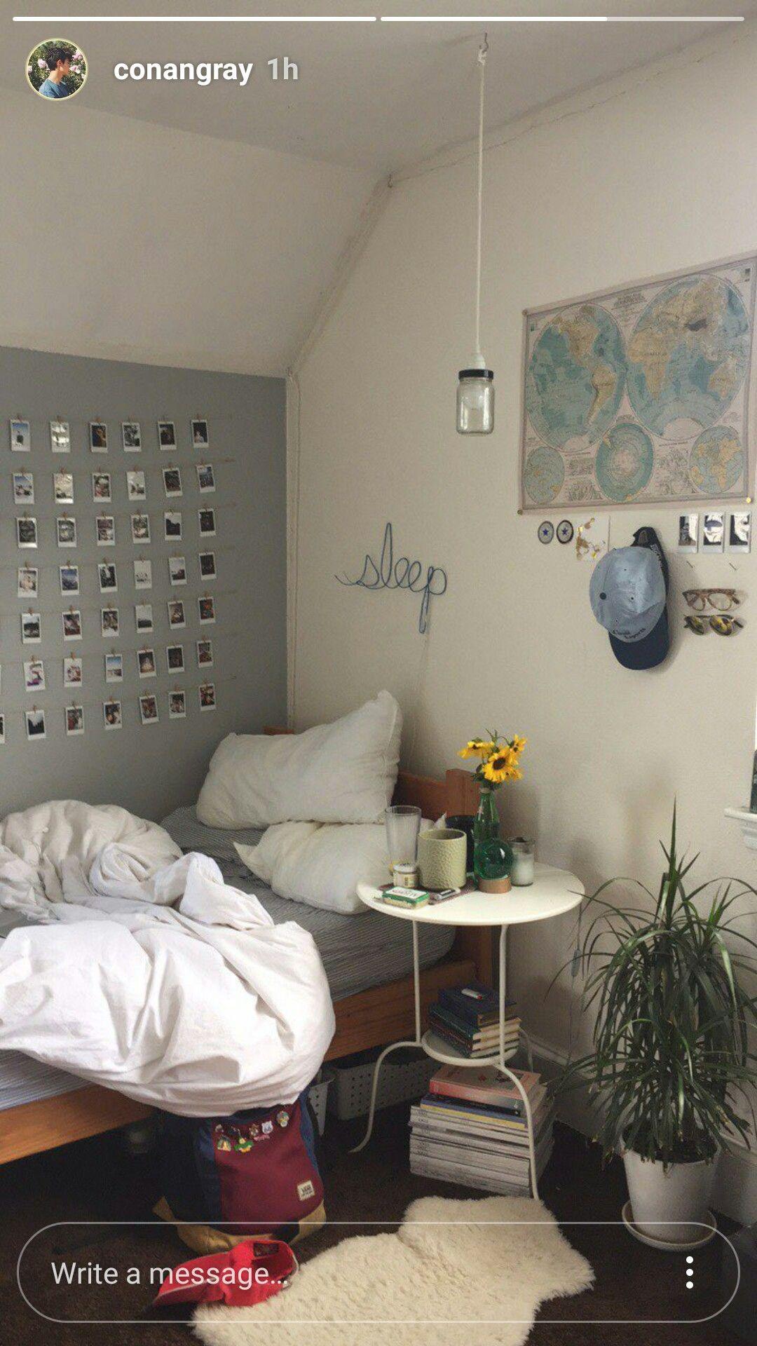 Conan Gray Room Grey Room Decor Living Room Decor Gray Grey Room