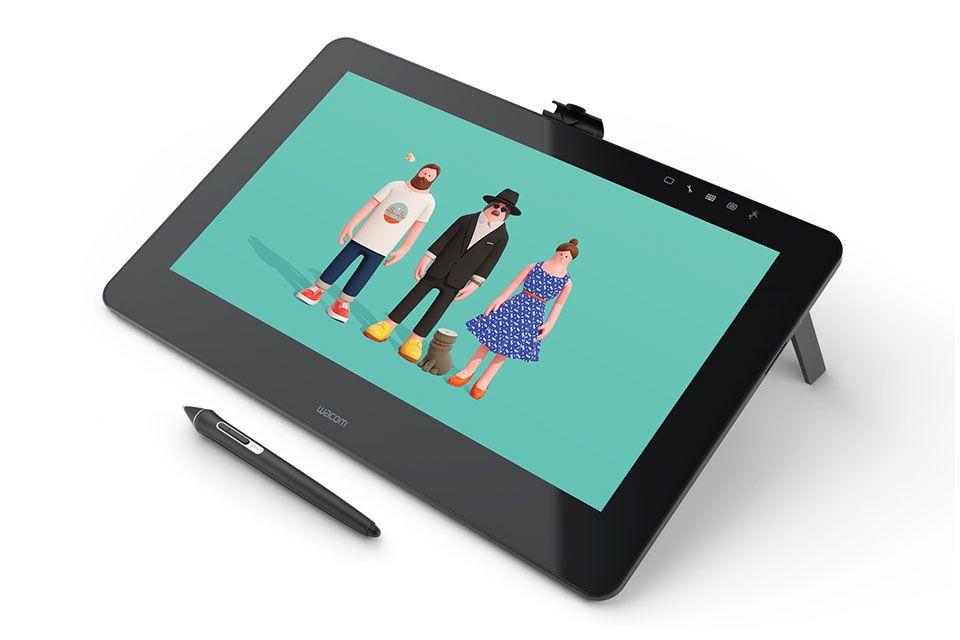 Wacom Cintiq Pro 16 Creative Pen Display With Images Wacom