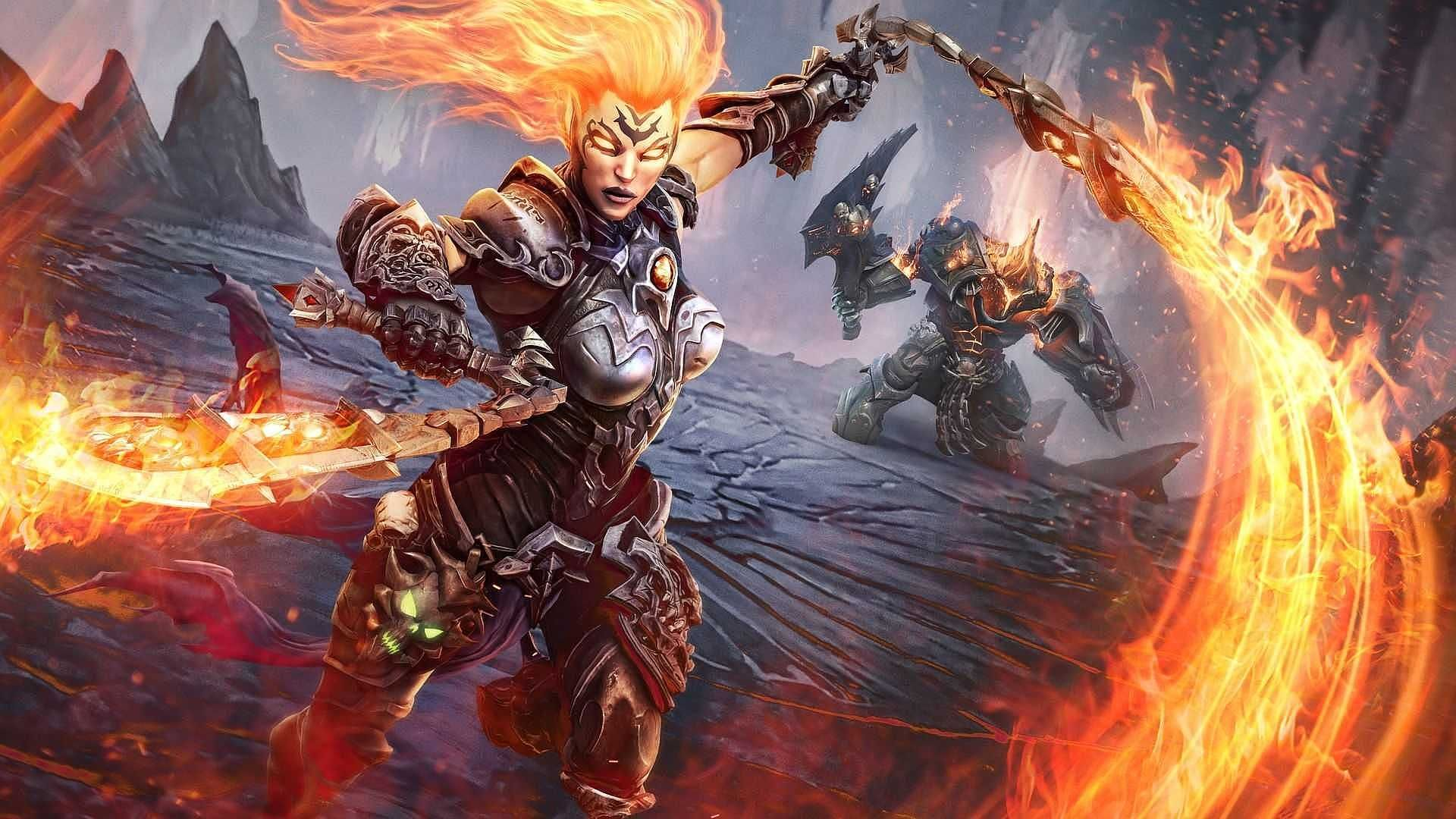 Darksiders 3 Pc Performance Explored Fury Free Edition In