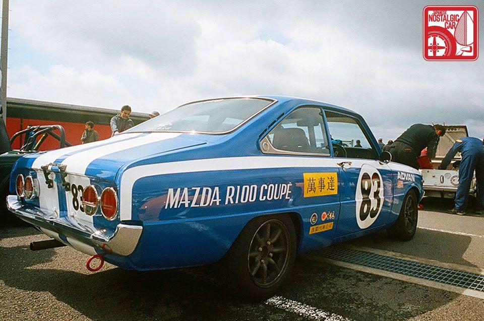1972 Mazda RX2 vintage race car   Vintage race car, Vintage racing ...