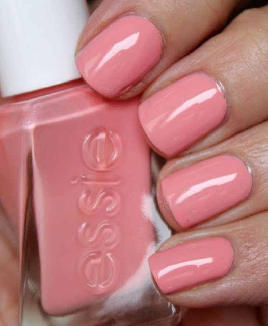Essie Gel Couture - Hold the Position - warm, classic, sort of muted ...