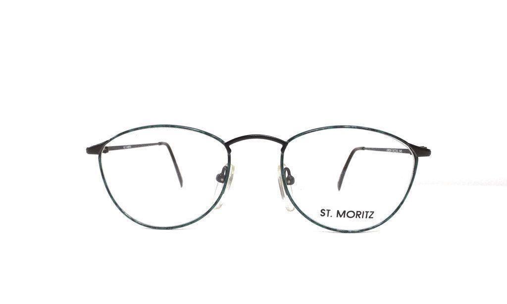 7746a6d589b5 Vintage 80s deadstock round eyeglasses oversized frame yellow honey amber  gold acrylic men women eyewear retro eye glasses new optical 259