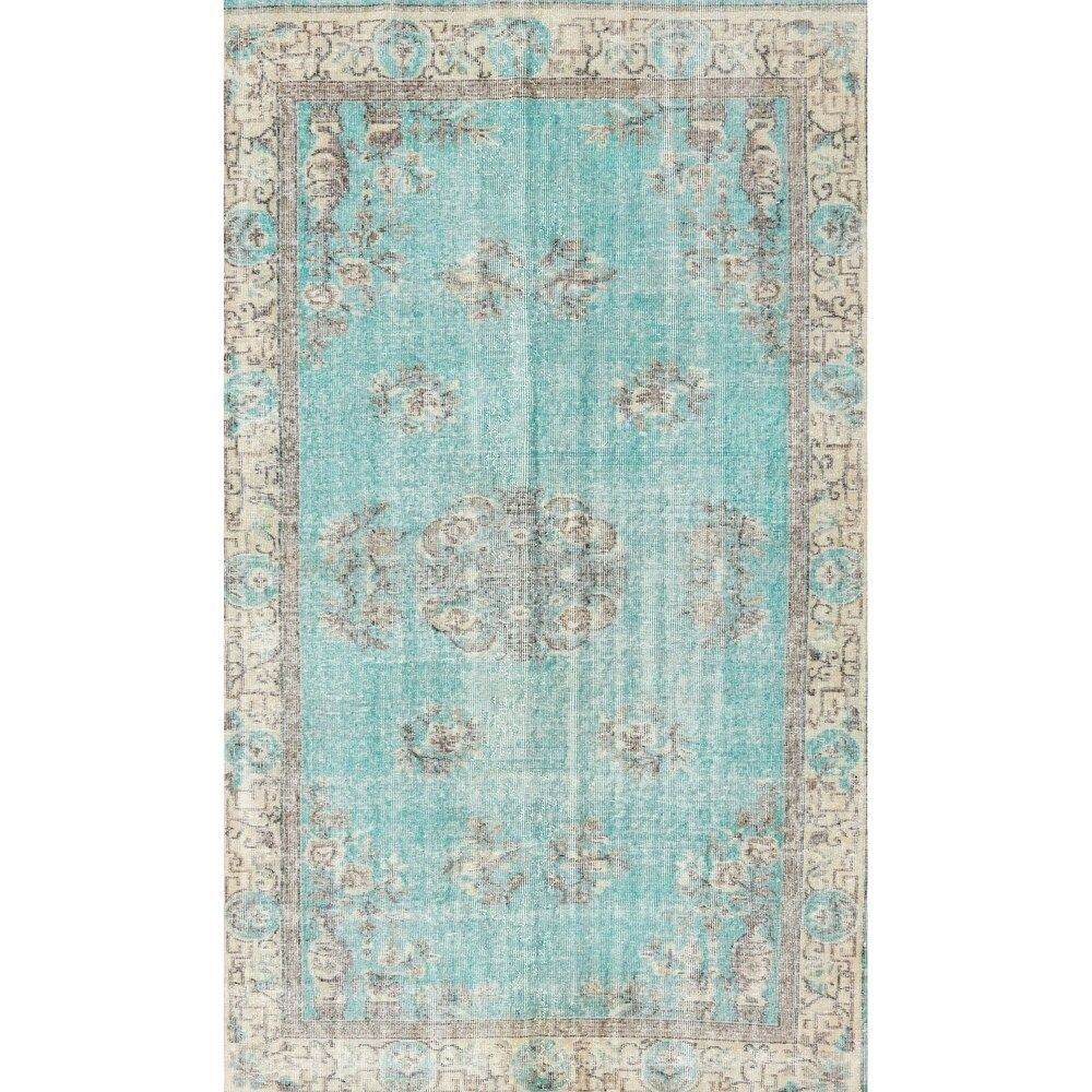 Photo of Traditional 3623 area rug – 5'0″ by 7'0″ – 5′ x 8'/Surplus, Multicolor