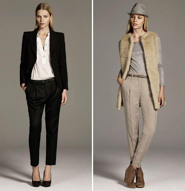 Zara Pantolon Modelleri Zara Pantolon Moda
