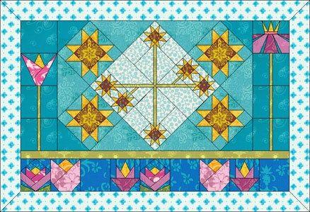 Finest Flowers Downloads Doyoueq Com Quilting Software Charm Quilt Quilting Designs