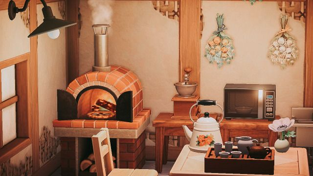 Pin on Solstheim Ideas on Ironwood Kitchen Animal Crossing  id=72451