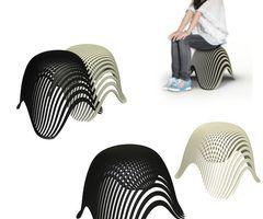 Seattoo Seating Chair Design by Ye Tao, Mingya Wei, Zhulin Shi, Yijun Zhao