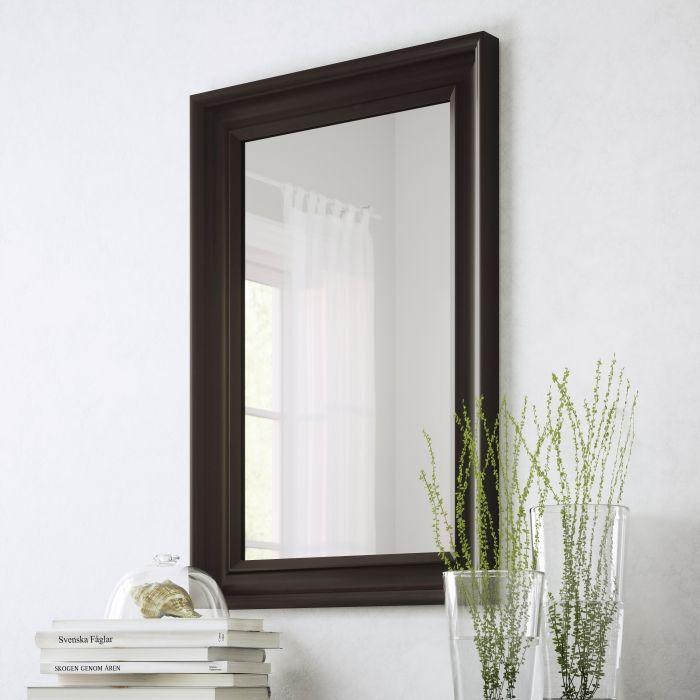 HEMNES spiegel | #IKEA #woonkamer #slaapkamer #wandspiegel #hal