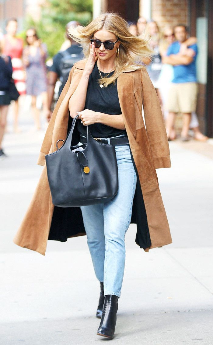 12 Rosie Huntington-Whiteley Outfits Youll Want to Copy Straight Away