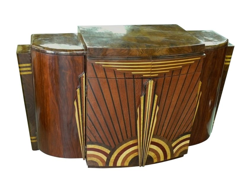 buffet art d co art deco pinterest art d co art et int rieur. Black Bedroom Furniture Sets. Home Design Ideas