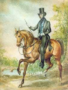 Portrait of A. Pushkin by Pyotr Sokolov (1831)