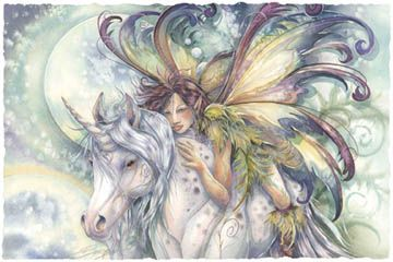 paintings of fairies - Google Search