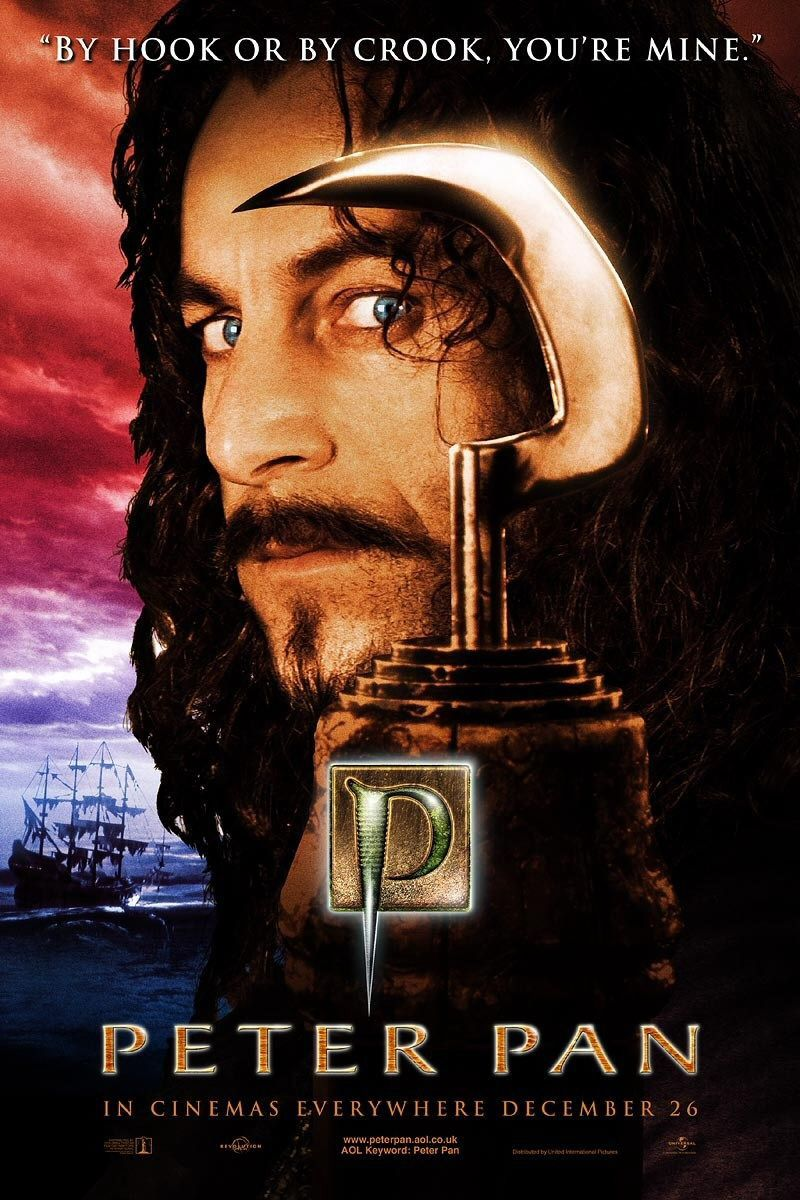 ISLA DE PETER PAN,DISNEY ADVENTURES,FAMOSA 2003