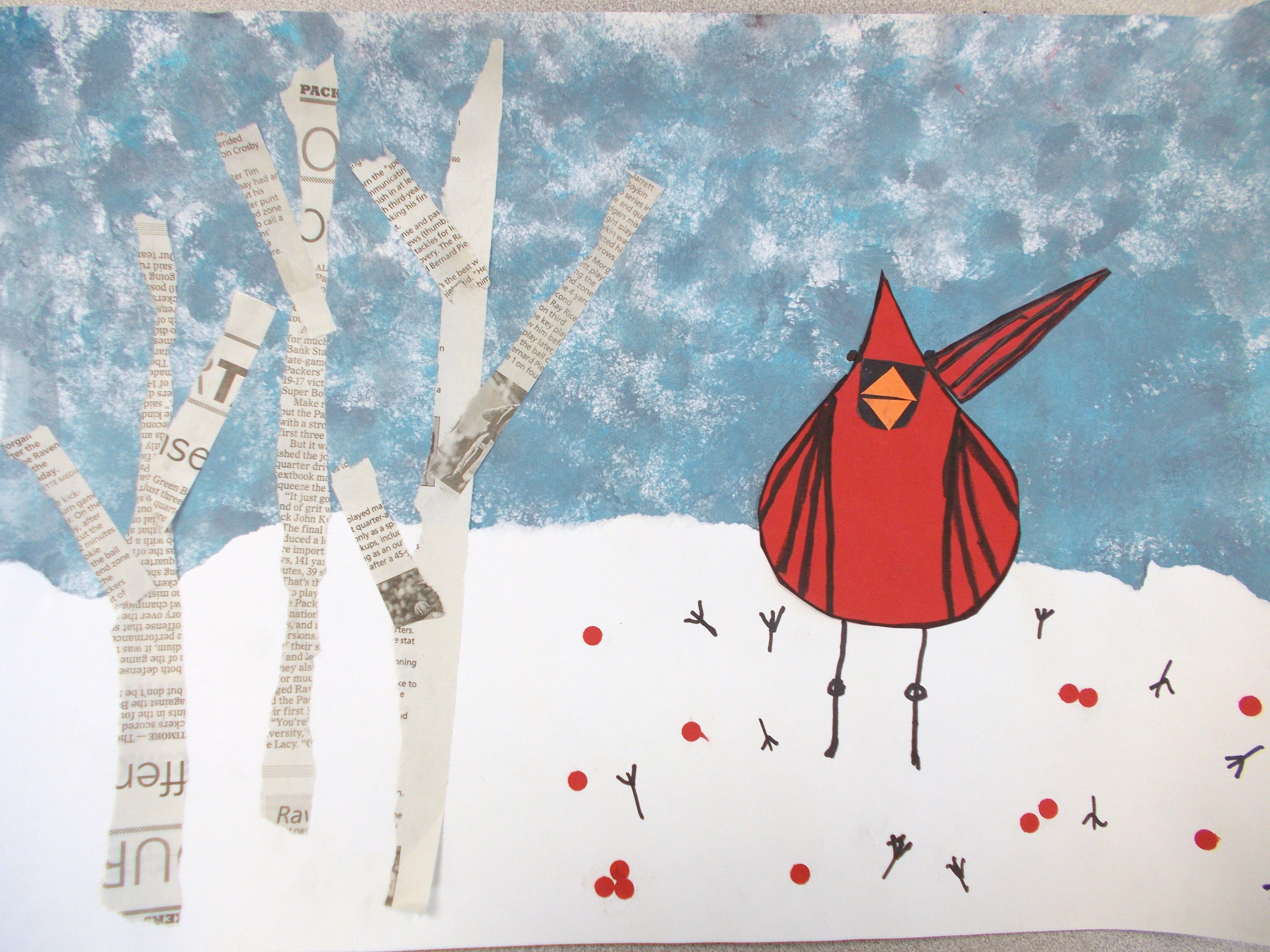 639 best 5th grade art projects images on pinterest art charley harper cardinal art lesson fandeluxe Document