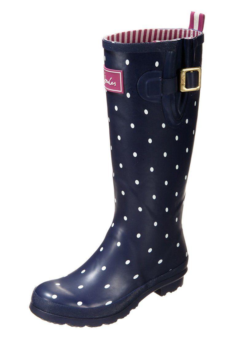 on sale 2654f af145 Gummistiefel - navy @ Zalando.de 🛒 | zapatos | Gummistiefel ...
