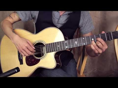James Taylor - Carolina in my Mind - Intro - Acoustic Guitar Lessons ...