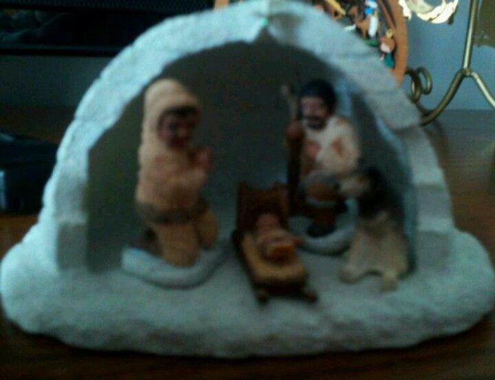 Alaskan Nativity