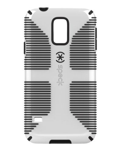 quality design 5916c 4ff4d Speck Products Samsung Galaxy S5 CandyShell Grip - White/Black Speck ...