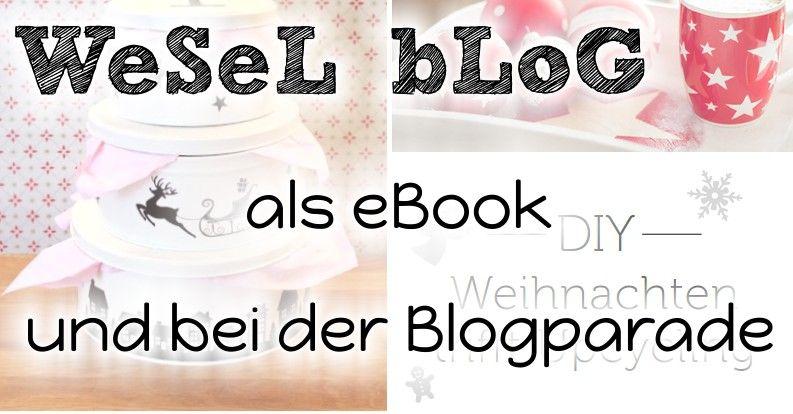 WeSeL bLoG im eBook und bei der Blogparade Highlights