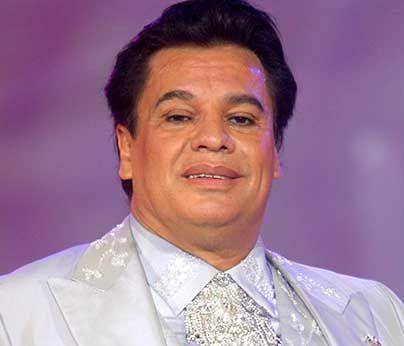 Le cantante mexicanian de Juan Gabriel composed 1.800 cancions