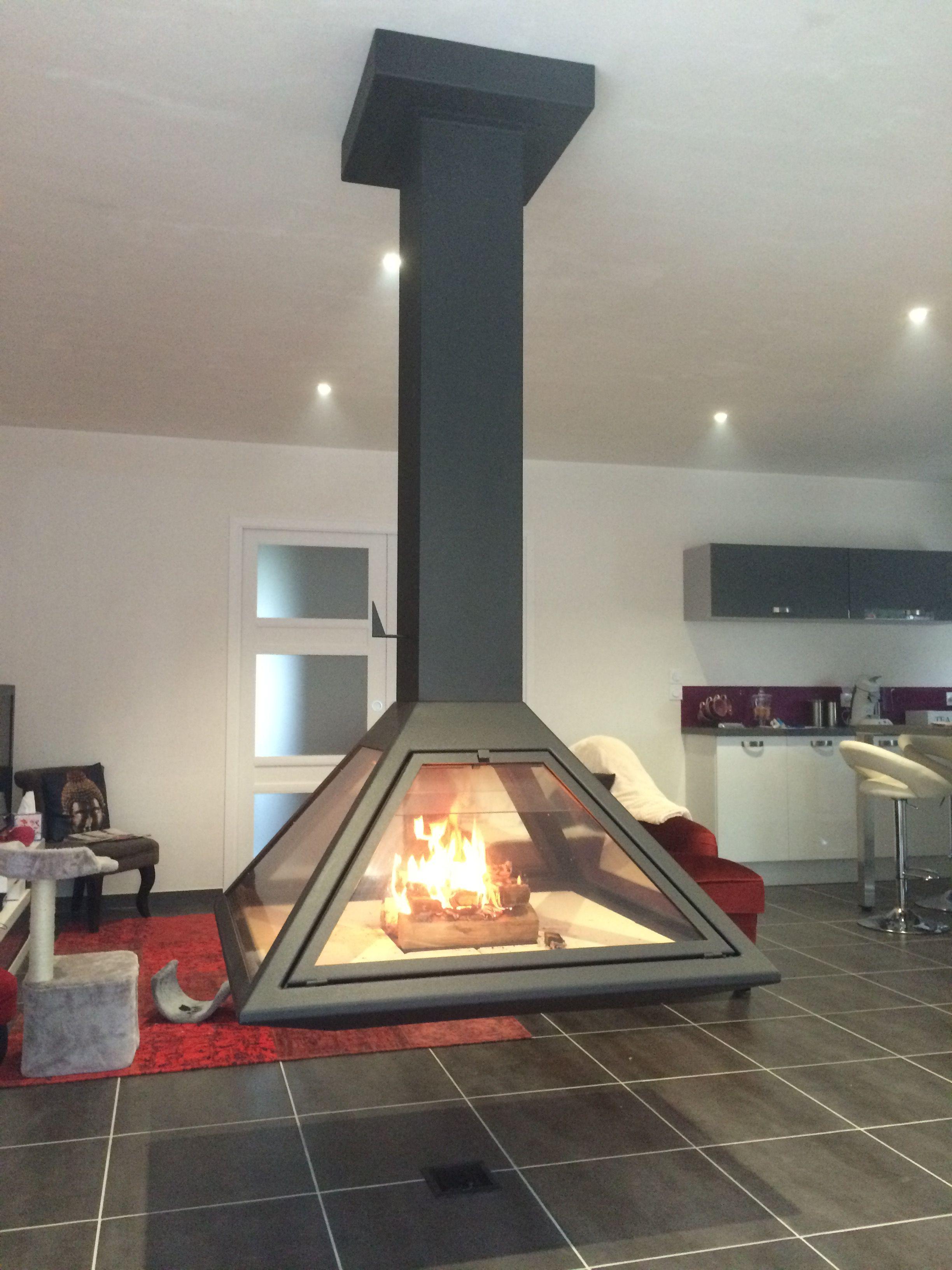 enlever une chemine pour mettre un poele stunning matriel ncessaire pour customiser une chemine. Black Bedroom Furniture Sets. Home Design Ideas