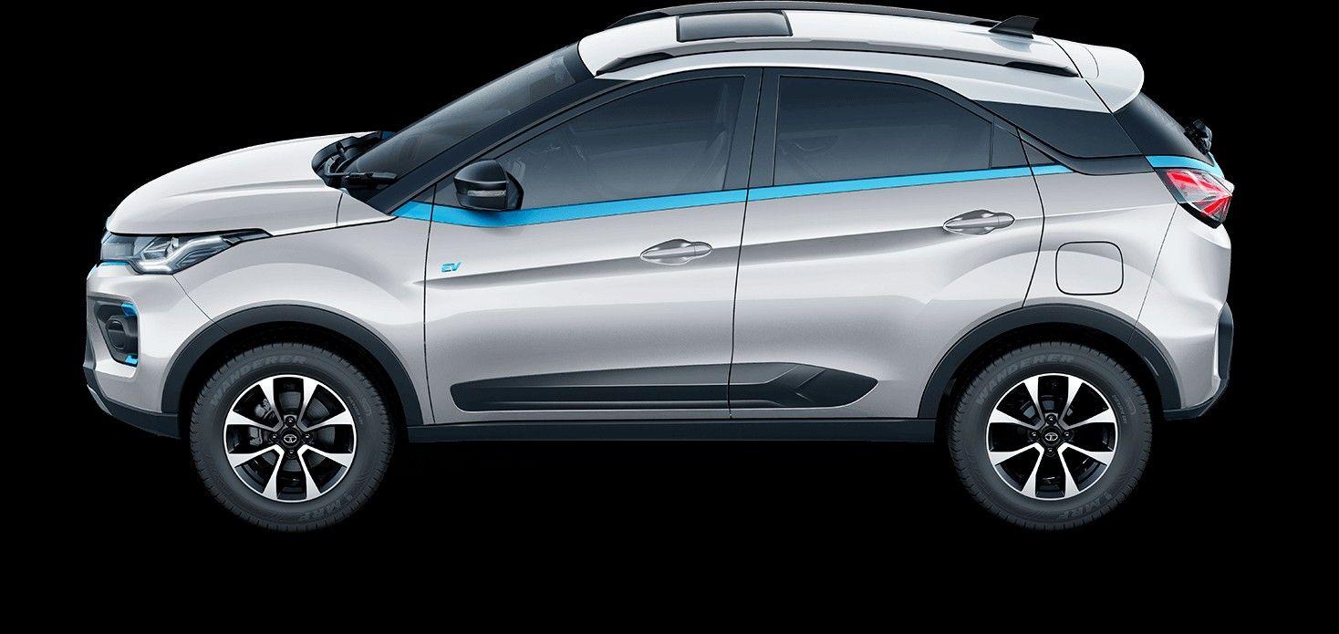 Electric Car Tata Nexon
