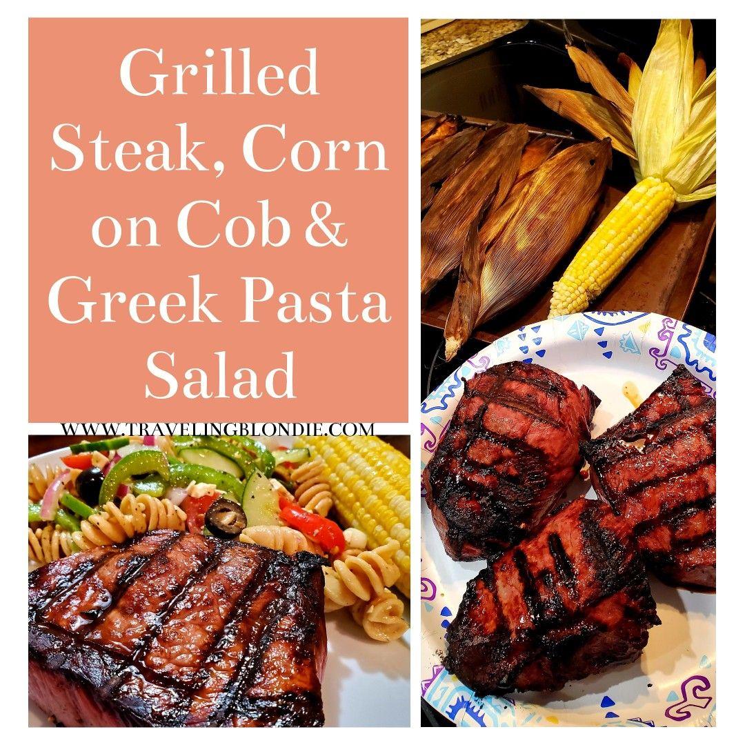 Grilling out is an excellent option when feeling cooped up at home. What is your best cookout tip? © Traveling Blondie / TravelingBlondie.com, All Rights Reserved  #travelingblondie4life #steak #steaks #ribeyesteak #steaklover #flanksteak #grilledsteak #steaksalad #steaklovers #steakporn #steaknight #steakdinner #steakhouse #steaktime #steaklife #instasteak #nysteak #ribsteak #steakvideos #steakandpotatoes #steakandshrimp #steaklove #steakandfries #steaklunch #steakknife #steaksunday #steakbowl