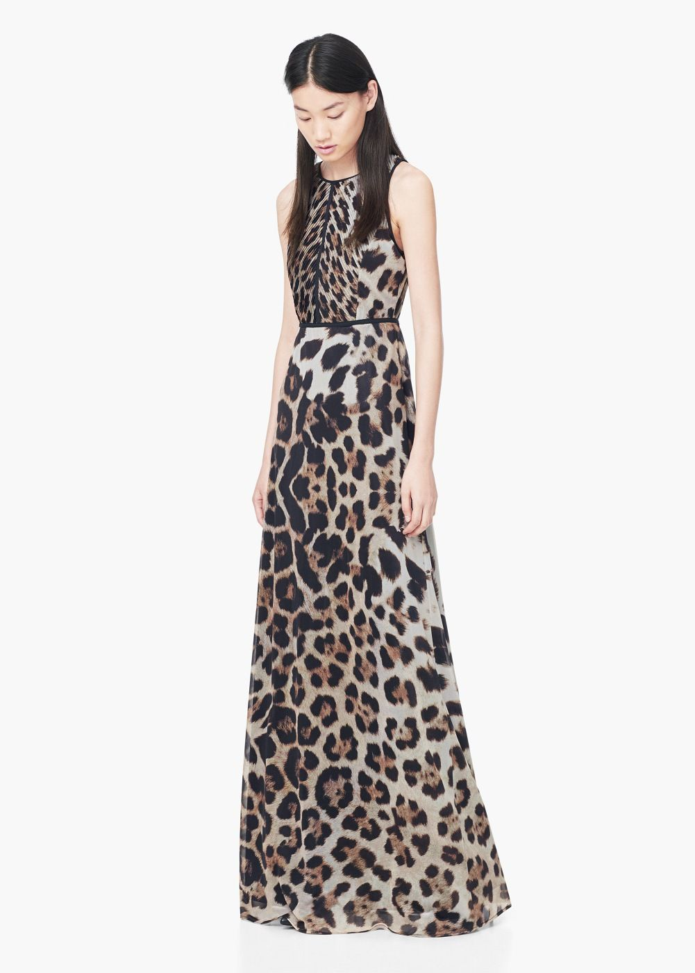 d4bfd9ab Animal print dress - Woman in 2019 | **My Style: Dressy** | Animal ...