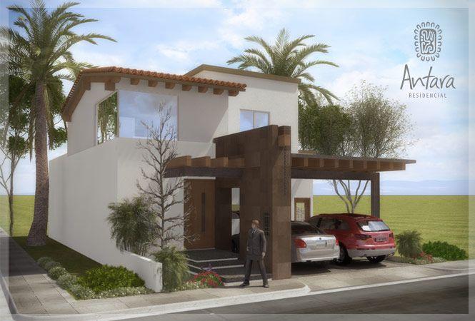 Fachadas de casas modernas fachada contempor nea mexicana for Fachadas contemporaneas