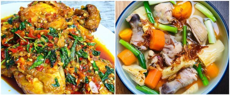 15 Resep Masakan Sederhana Selama Ramadhan Murah Enak Dan Mudah Di 2020 Resep Masakan Makanan Dan Minuman Masakan