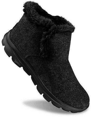 Skechers Gowalk Move Arctic Women S Ankle Boots Boots Outfit