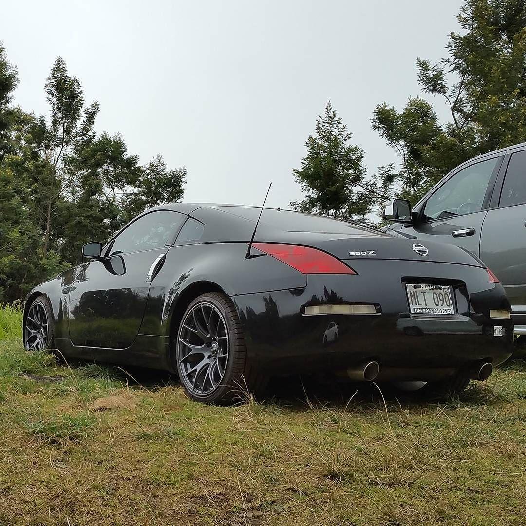 protecautocare engineflush nissan 350z black custom