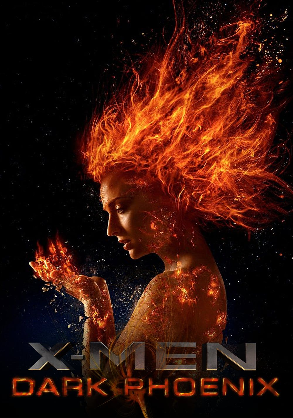 X Men Dark Phoenix 2019 Dark Phoenix Jean Grey X Men