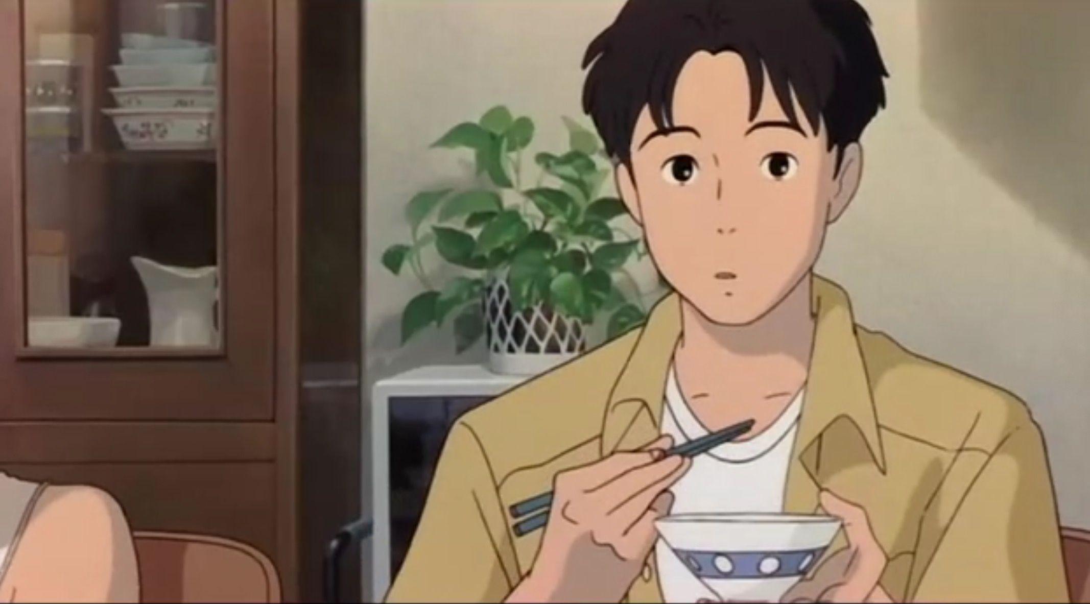 海がきこえる Aesthetic anime, 90s anime, Cartoon art