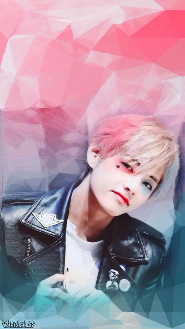 BTS V Wallpaper