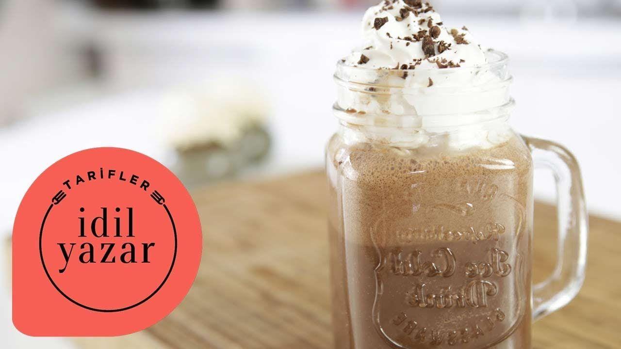 Çikolatalı Vişneli Milkshake Tarifi – Yemek Tarifleri