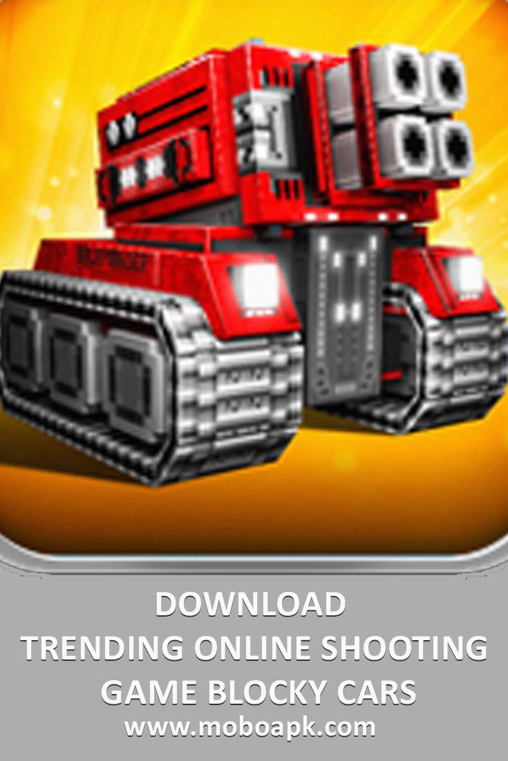 Free Download Shooting Game Block Cars Online shooting