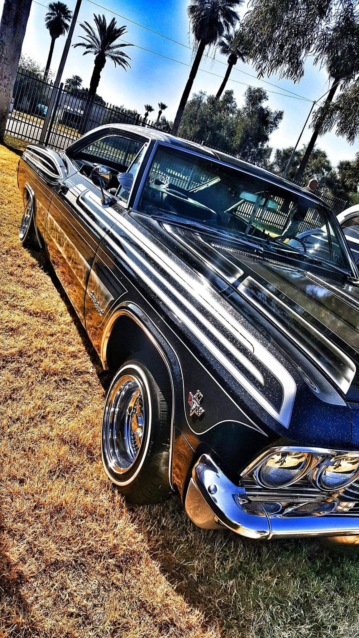 Pin By Adolfo Torres On Cars Old American Cars Lowrider Cars Lowriders