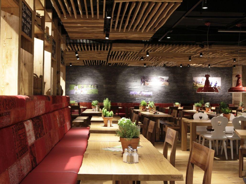 Decoris objektkunden decoris interior design z rich for Innendekoration restaurant