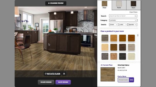 Room Designer | Design a Room from Armstrong Flooring | Future ...