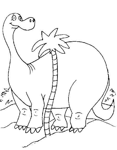 Kleurplaten Echte Dieren.Kleurplaat Dino Thema Dino S Kleurplaten