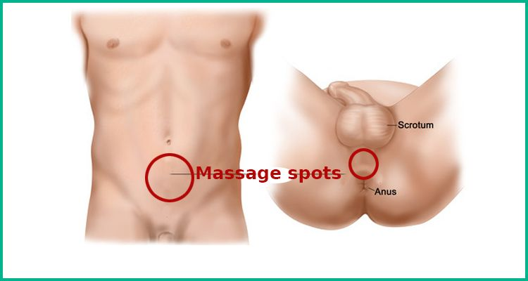 external prostate massage heal your prostate keep your prostate healthy pinterest