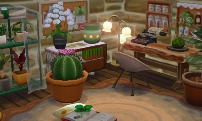 Acnl Interior Tumblr With Images Happy Home Designer House