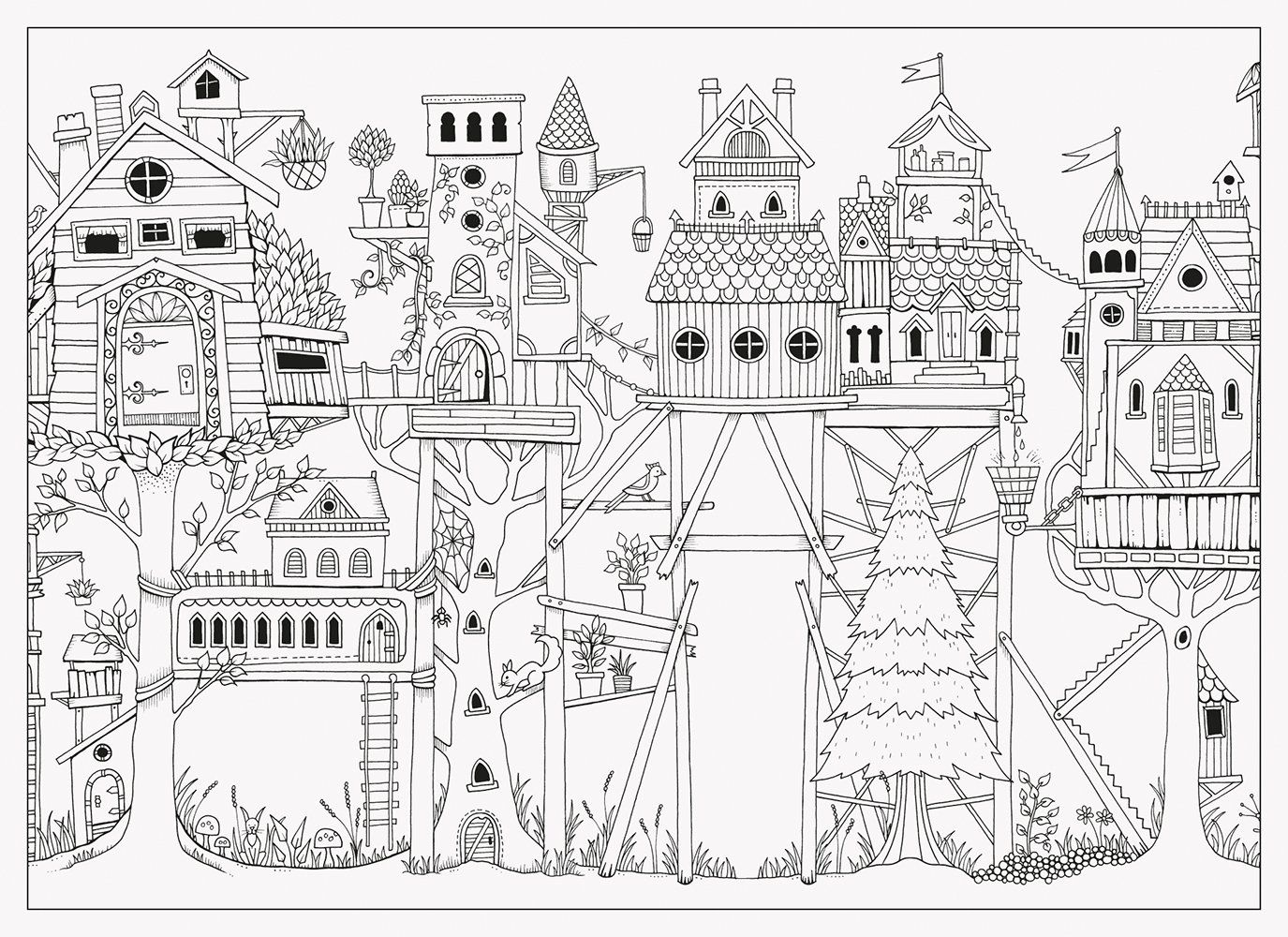 Enchanted Forest. 20 Postcards: Amazon.de: Johanna Basford ...