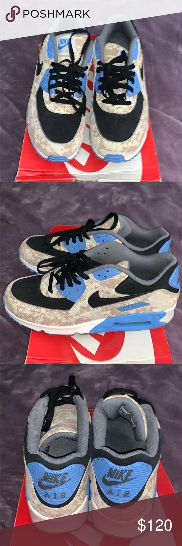 Men's Nike Air Max 90 Digi Camo Released in honor of the Air