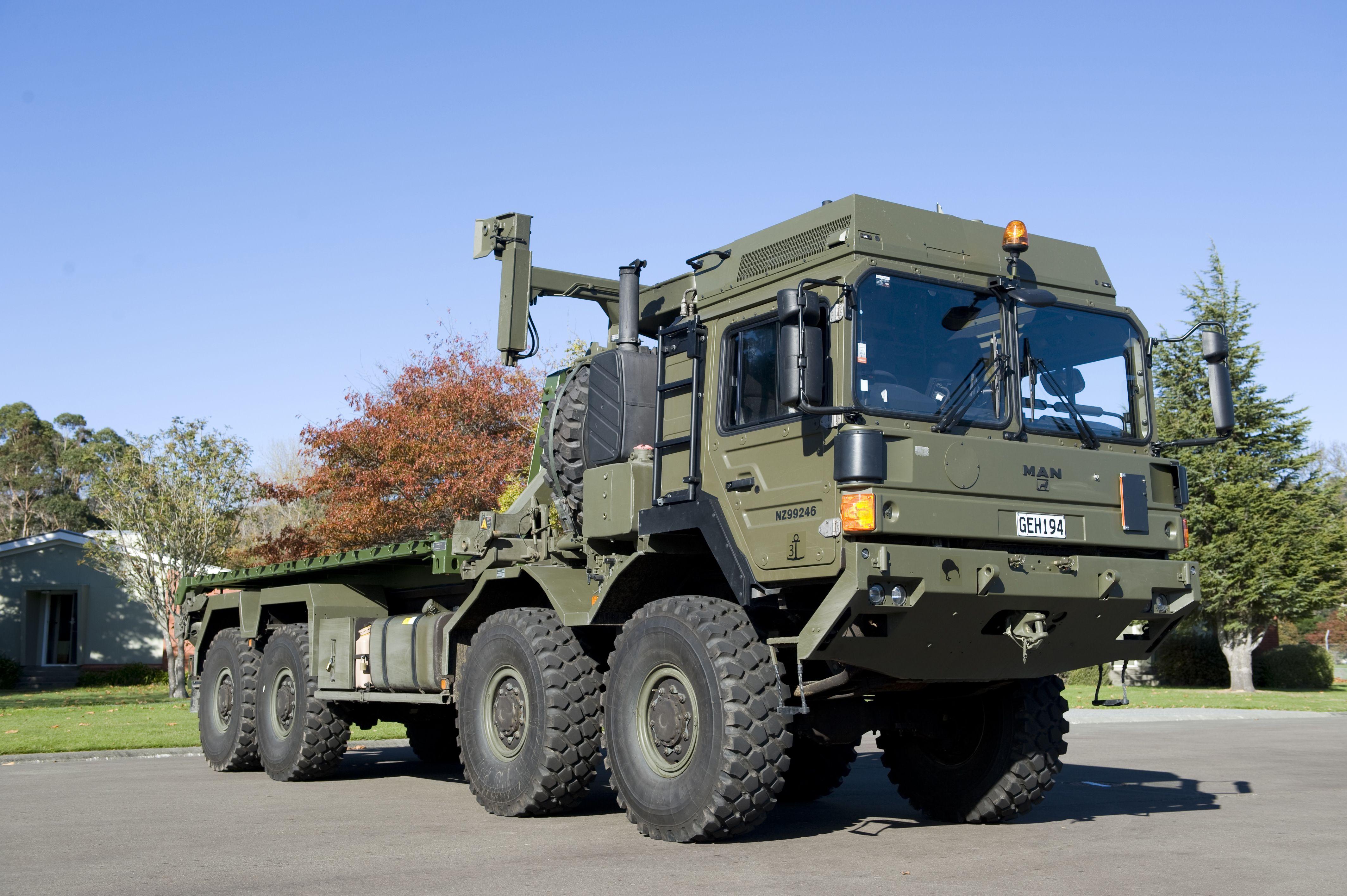 New Zealand acquires 200 Rheinmetall trucks News