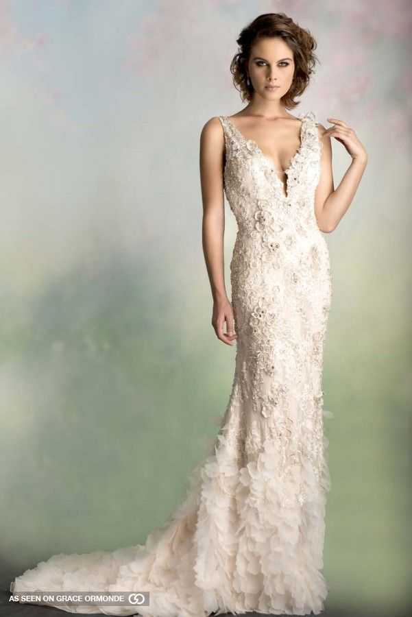 Ysa Makino Spring/Summer 2015 Wedding Dresses Available At Dimitrau0027s Bridal  Couture Chicago. Www