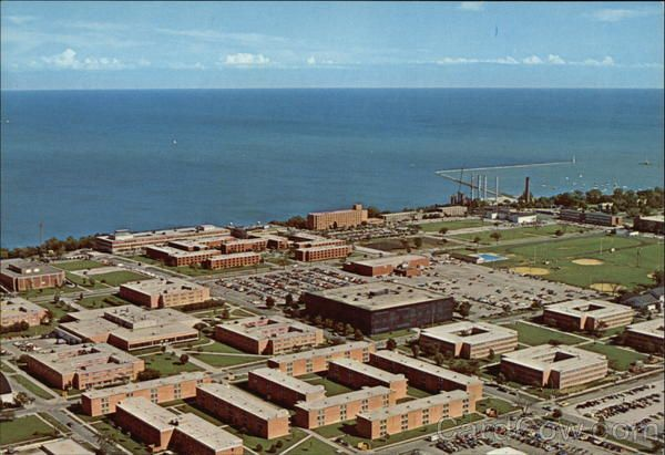 Us Naval Training Center Great Lakes Il Places I Ve Been