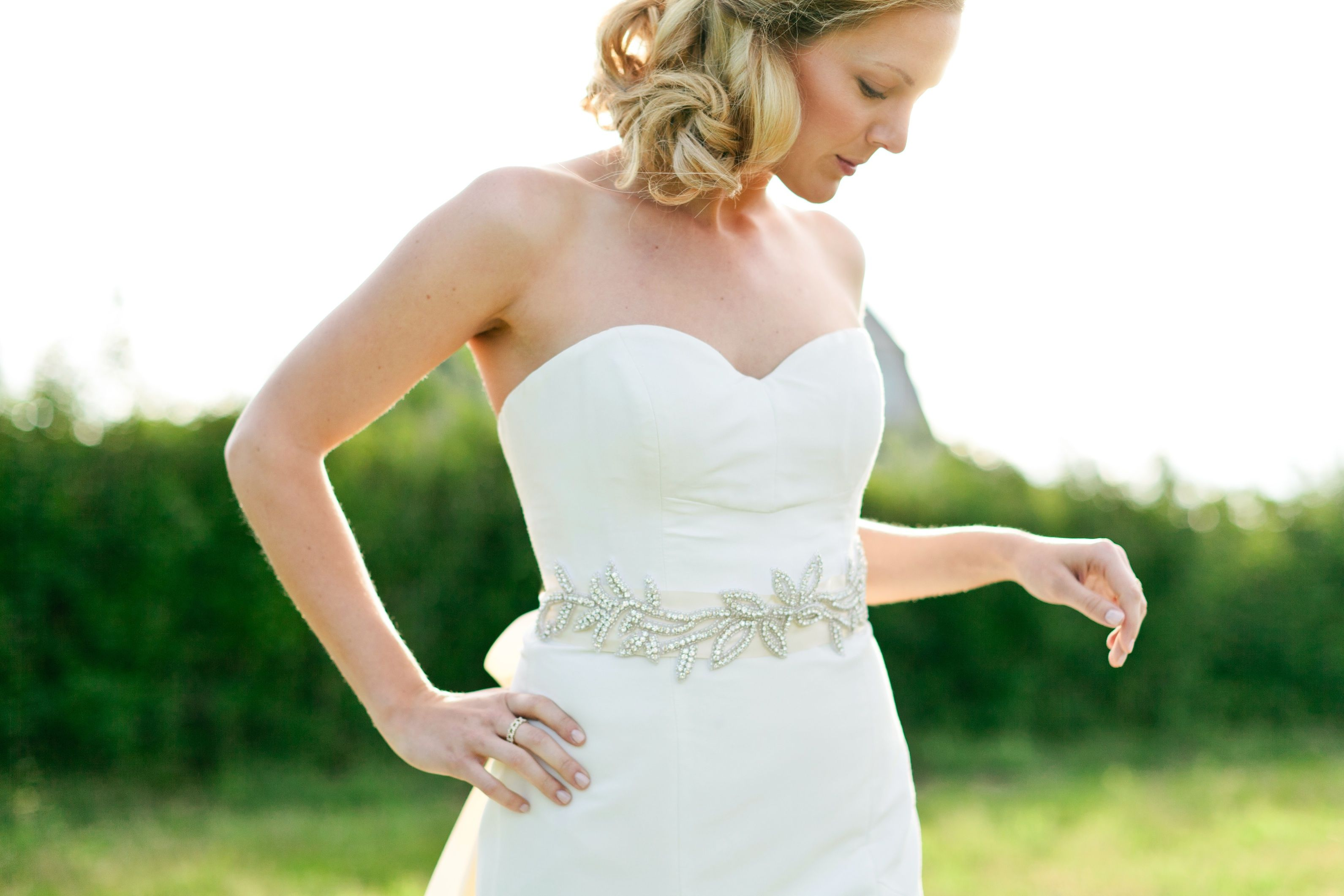 erinmcginn, wedding hair, jennie kay beauty, wedding hairstyles ...