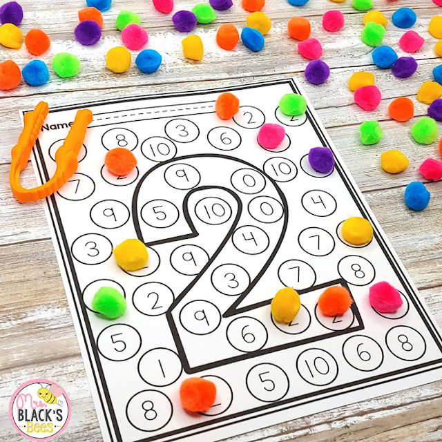 Are you looking for lessons, ideas or activities to teach number recognition?…